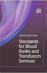 Portada del libro 9781563953675 Standards for Blood Banks and Transfusion Services