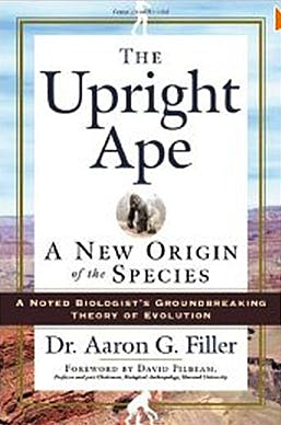 Portada del libro 9781564149336 The Upright Ape: A New Origin of the Species