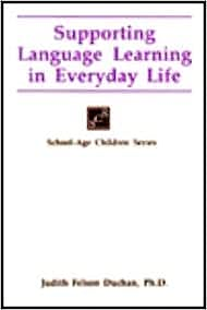 Portada del libro 9781565932210 Supporting Language Learning in Everyday Life