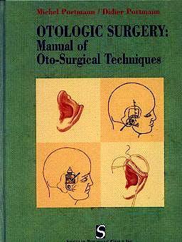 Portada del libro 9781565939394 Otologic Surgery Manual of Oto-Surgical Techniques