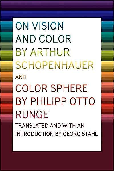 Portada del libro 9781568987910 On Vision and Colors + Color Sphere