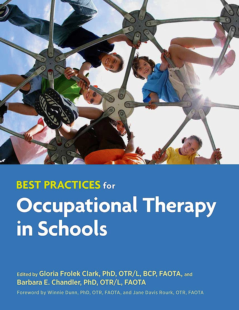 Portada del libro 9781569003442 Best Practices for Occupational Therapy in Schools
