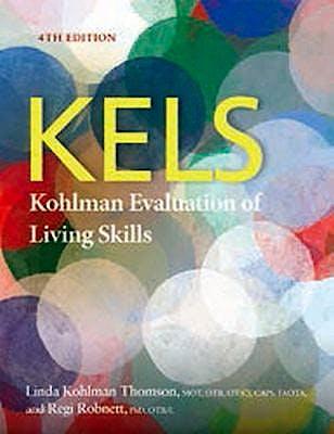 Portada del libro 9781569003749 Kohlman Evaluation of Living Skills (Kels)