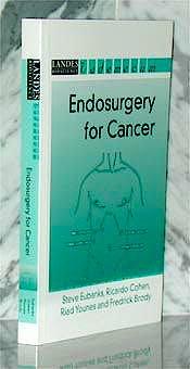 Portada del libro 9781570595257 Vademecum Endosurgery for Cancer