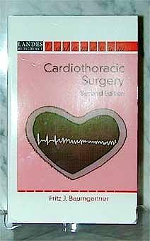 Portada del libro 9781570595592 Vademecum Cardiothoracic Surgery
