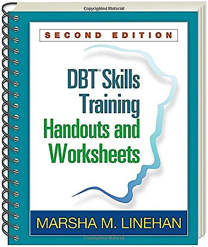 Portada del libro 9781572307810 Dbt Skills Training. Handouts and Worksheets