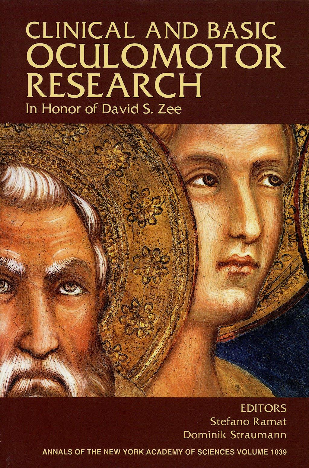 Portada del libro 9781573315661 Clinical and Basic Oculomotor Research
