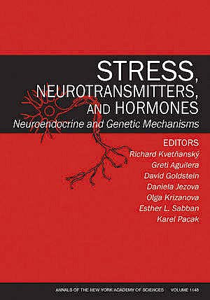 Portada del libro 9781573316927 Stress, Neurotransmitters, and Hormones: Neuroendocrine and Genetic Mechanisms