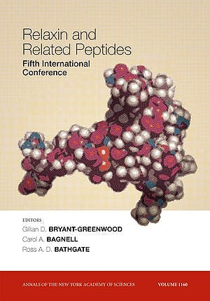 Portada del libro 9781573317214 Relaxin and Related Peptides
