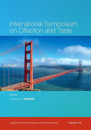 Portada del libro 9781573317382 International Symposium on Olfaction and Taste