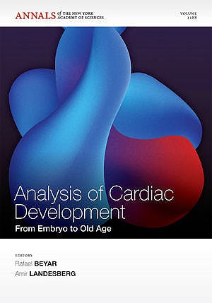 Portada del libro 9781573317474 Analysis of Cardiac Development. from Embryo to Old Age