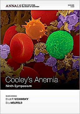 Portada del libro 9781573317825 Cooley's Anemia: Ninth Symposium
