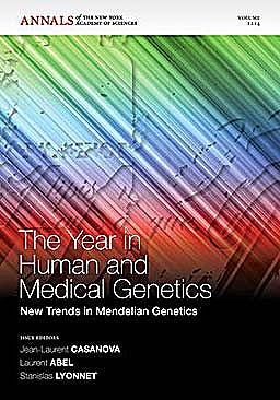 Portada del libro 9781573317894 The Year in Human and Medical Genetics