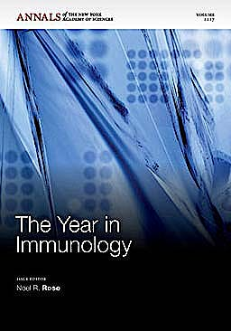 Portada del libro 9781573318112 The Year in Immunology 3