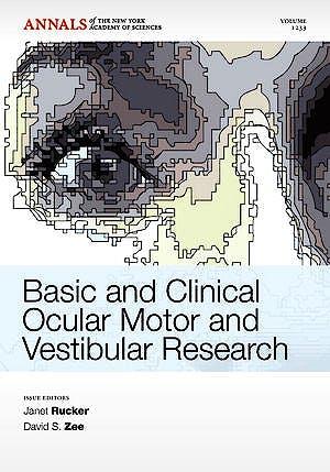 Portada del libro 9781573318433 Basic and Clinical Ocular Motor and Vestibular Research