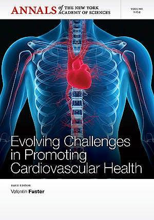 Portada del libro 9781573318594 Evolving Challenges in Promoting Cardiovascular Health