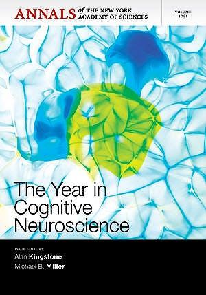 Portada del libro 9781573318655 The Year in Cognitive Neuroscience 2012