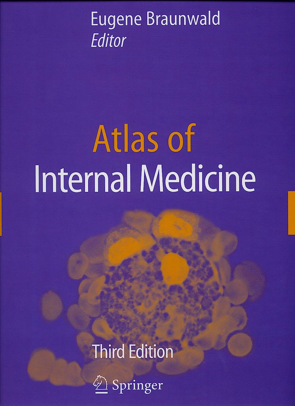 Portada del libro 9781573402538 Atlas of Internal Medicine