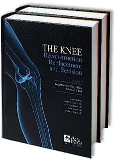 Portada del libro 9781574001396 The Knee. Reconstruction, Replacement, and Revision, 2 Vols. + E-Book