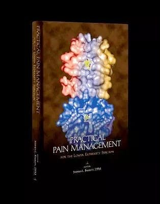 Portada del libro 9781574001518 Practical Pain Management for the Lower Extremity Surgeon