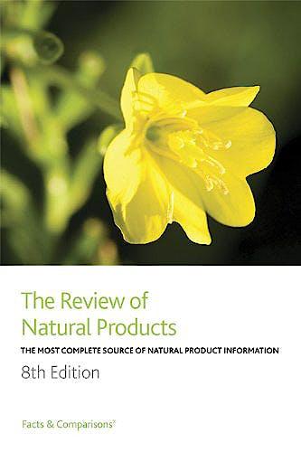 Portada del libro 9781574393682 Review of Natural Products