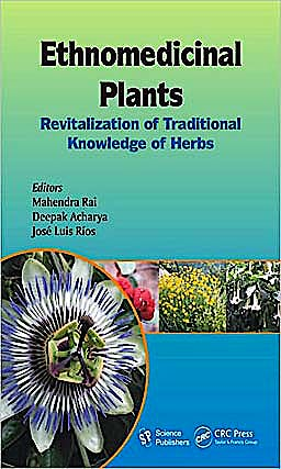 Portada del libro 9781578086962 Ethnomedicinal Plants. Revitalizing of Traditional Knowledge of Herbs