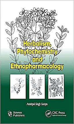 Portada del libro 9781578086979 Herbalism, Phytochemistry and Ethnopharmacology