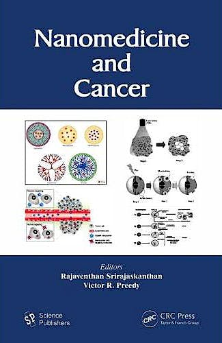 Portada del libro 9781578087273 Nanomedicine and Cancer