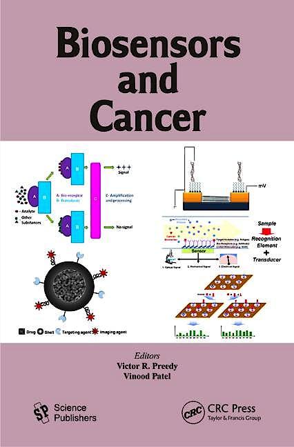 Portada del libro 9781578087341 Biosensors and Cancer