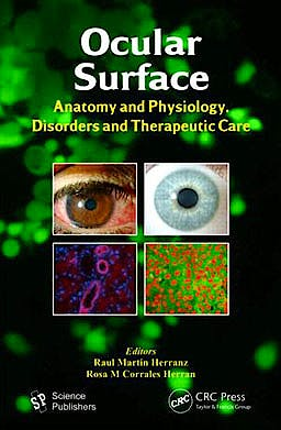 Portada del libro 9781578087402 Ocular Surface. Anatomy and Physiology, Disorders and Therapeutic Care