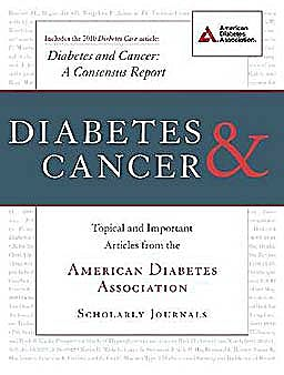 Portada del libro 9781580404341 Diabetes and Cancer