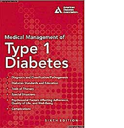Portada del libro 9781580404563 Medical Management of Type 1 Diabetes