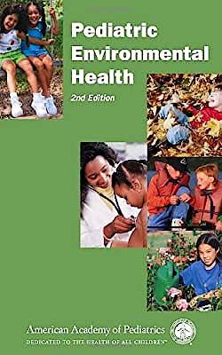 Portada del libro 9781581101119 Pediatric Environmental  Health
