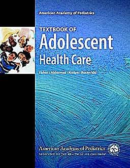 Portada del libro 9781581102697 Textbook of Adolescent Health Care