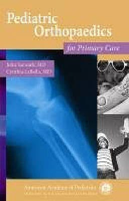 Portada del libro 9781581102840 Pediatric Orthopedics for Primary Care