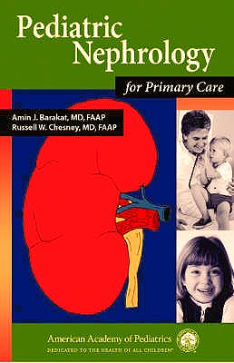 Portada del libro 9781581102970 Pediatric Nephrology for Primary Care