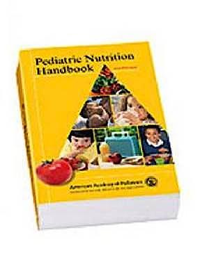 Portada del libro 9781581102987 Pediatric Nutrition Handbook