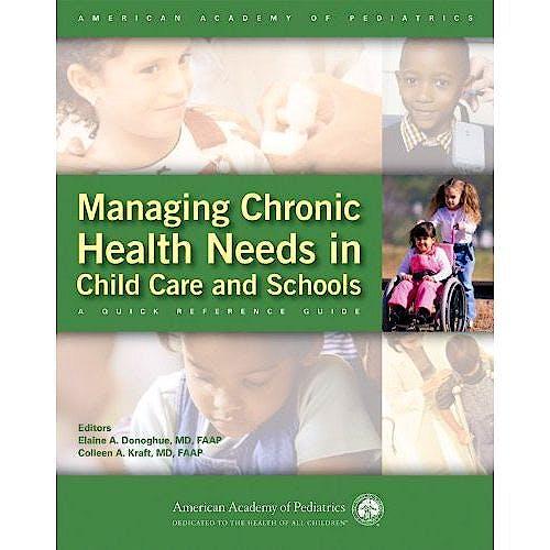 Portada del libro 9781581102994 Managing Special Needs in Child Care and Schools