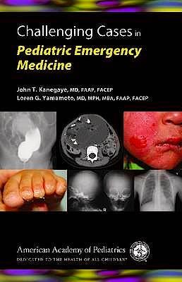 Portada del libro 9781581103007 Challenging Cases in Pediatric Emergency Medicine