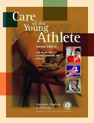 Portada del libro 9781581103045 Care of the Young Athlete + Cd-Rom