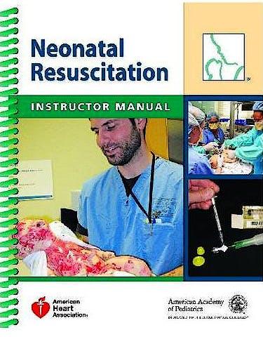 Portada del libro 9781581105018 Neonatal Resuscitation. Instructor Manual