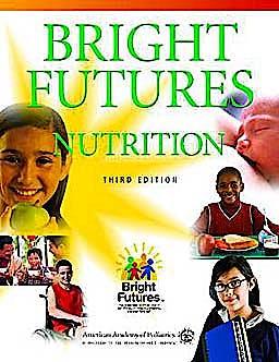 Portada del libro 9781581105544 Bright Futures Nutrition