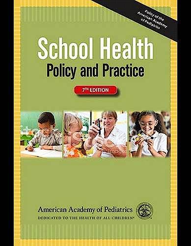 Portada del libro 9781581108446 School Health. Policy and Practice