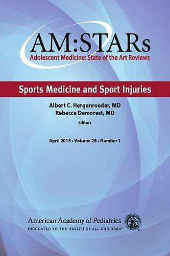 Portada del libro 9781581108866 AM:STARs. Sports Medicine and Sports Injuries
