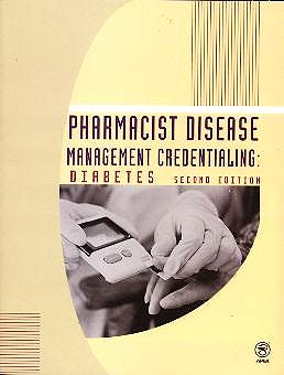 Portada del libro 9781582120539 Pharmacist Disease. Management Credentialing Diabetes