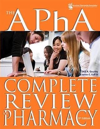 Portada del libro 9781582121628 Apha Complete Review for Pharmacy
