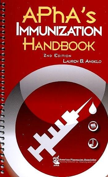 Portada del libro 9781582121659 Apha's Immunization Handbook