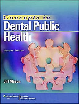 Portada del libro 9781582558417 Concepts in Dental Public Health