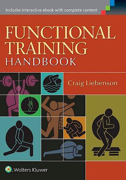 Portada del libro 9781582559209 Functional Training Handbook