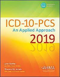 Portada del libro 9781584266891 ICD-10-PCS 2019. An Applied Approach